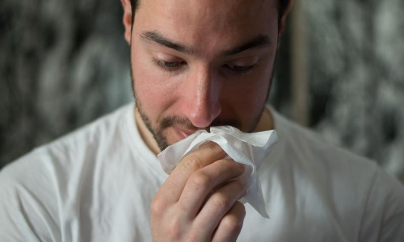 Suffering from fall allergies?